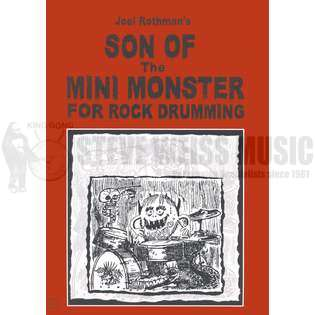 rothman-son of the mini monster for rock drumming