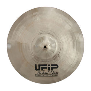 "ufip 22"" brilliant series ride cymbal"