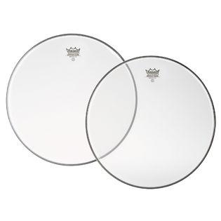 remo emperor hazy snare side drum head snare side drum heads drum set drum heads steve. Black Bedroom Furniture Sets. Home Design Ideas