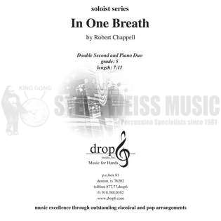 chappell-in one breath (sp)-steel dr./pn