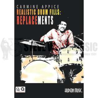 Realistic Drum Fills: Replacements by Carmine Appice | Drum Set