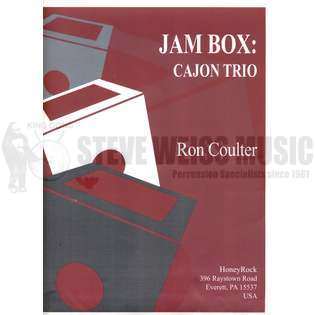 coulter-jam box: cajon trio (sp)-3 cajons
