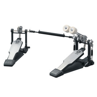 yamaha dfp-8500c double bass drum pedal - double chain