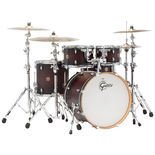 "Gretsch Catalina Maple 5 Piece Groove Shell Pack - 20"" Bass Drum Alternate Picture"