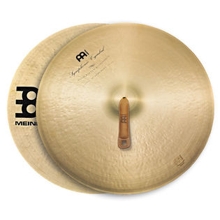 "meinl 20"" symphonic extra heavy cymbal pair"