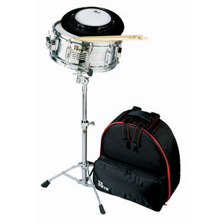 vic firth snare drum kit with backpack bag