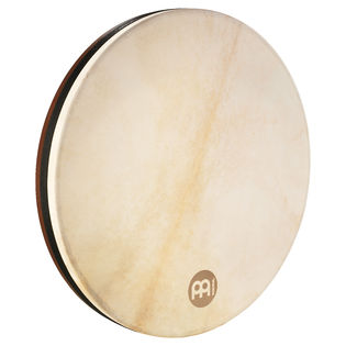 meinl tunable tar with goat skin heads - africa brown