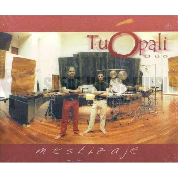 Tuopali Duo-Mestizaje (CD)