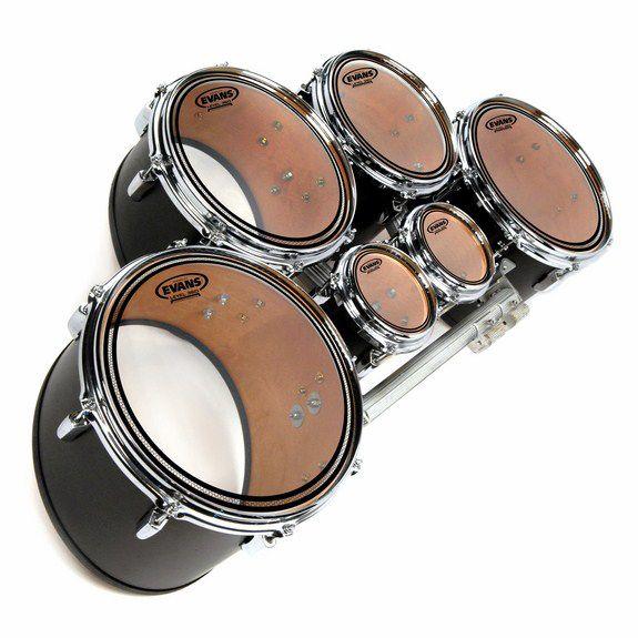evans ec2 sst marching tenor drumhead marching tenor drum heads steve weiss music. Black Bedroom Furniture Sets. Home Design Ideas