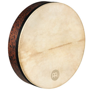 meinl deep shell tunable mizhar with goat skin heads