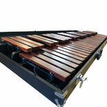 Liberty One 3.5 Octave Rosewood Portable Xylophone Alternate Picture