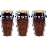 meinl professional congas - brown burl
