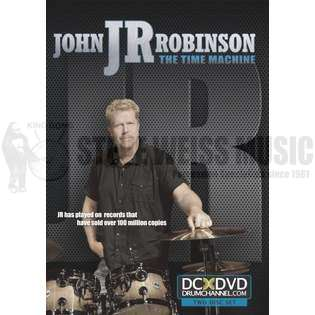robinson-time machine (dvd)