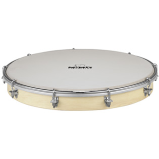 "meinl 12"" nino tunable hand drum - synthetic head"