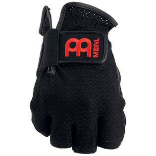 meinl fingerless drum gloves