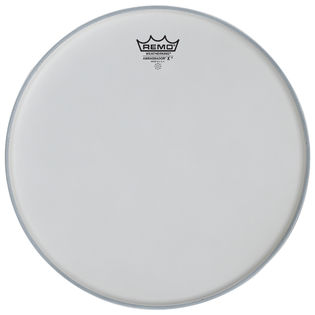 remo ambassador x14 coated drum heads