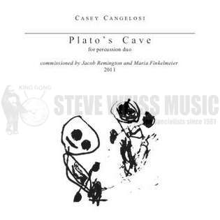 cangelosi-plato's cave (sp)-floor, fingers, etc.