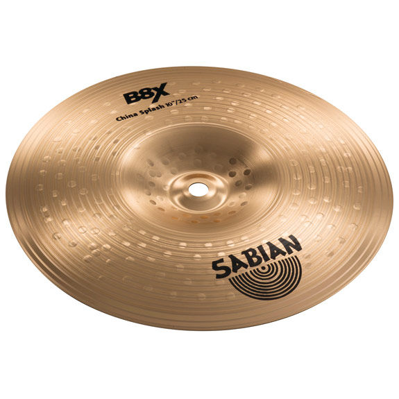 sabian 10 b8x china splash cymbal splash cymbals steve weiss music. Black Bedroom Furniture Sets. Home Design Ideas