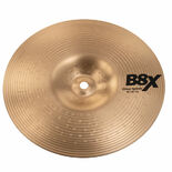 "sabian 10"" b8x china splash cymbal"