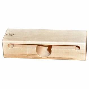 eq percussion power wood block - 11""