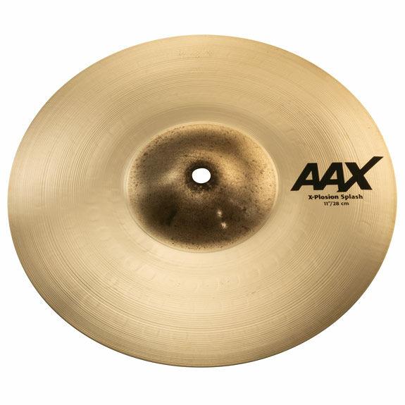 sabian 11 aax x plosion splash cymbal splash cymbals steve weiss music. Black Bedroom Furniture Sets. Home Design Ideas