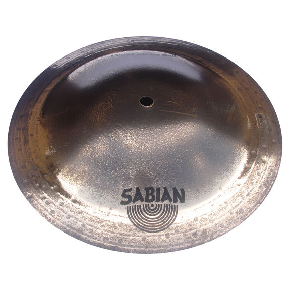 sabian 12 ice bell special effects cymbals steve weiss music. Black Bedroom Furniture Sets. Home Design Ideas