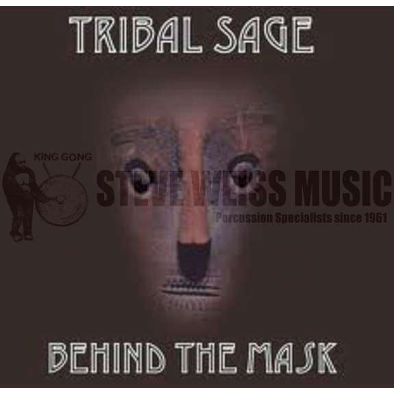 Behind The Mask By Tribal Sage