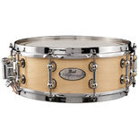 pearl reference series natural finish snare drum - 14x5