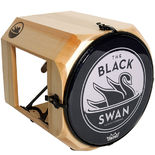 swan percussion black swan drum - maple