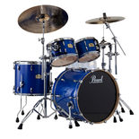 "Pearl Session Studio Classic 4 Piece Shell Pack with 20"" Bass Drum Alternate Picture"