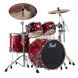 "Pearl Session Studio Classic 4 Piece Shell Pack with 22"" Bass Drum Alternate Picture"