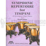 carlyss-symphonic repertoire for timpani: schumann symphonies