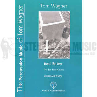 wagner-beat the box (sp)-3 cajons