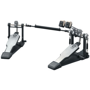 yamaha dfp-9500c double bass drum pedal - double chain