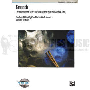 shur/thomas-smooth (sp)- steel drs./ds/opt. bg