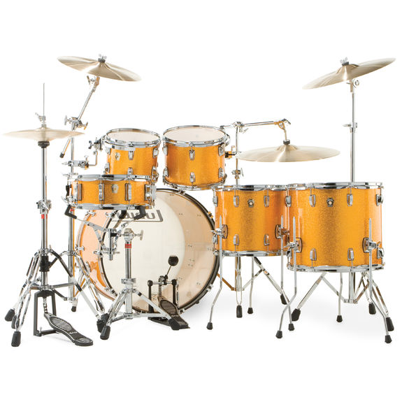 Ludwig Classic Maple 6 Piece Shell Pack - 24
