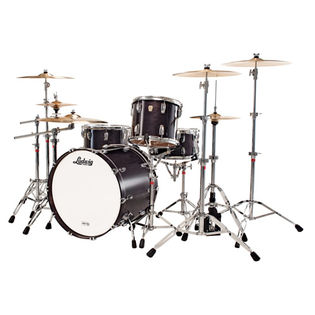 "ludwig classic maple 4 piece shell pack - 24"" bass drum"