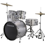 "Ludwig Accent 5 Piece Drum Set - 22"" Bass Alternate Picture"