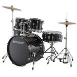 "Ludwig Accent 5 Piece Drum Set - 20"" Bass Drum Alternate Picture"