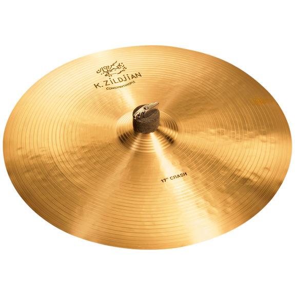 zildjian 17 k constantinople crash cymbal crash cymbals cymbals gongs steve weiss music. Black Bedroom Furniture Sets. Home Design Ideas