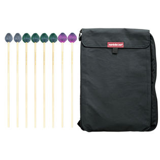marimba one double helix birch mallet pack