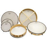 Pearl Frame Drum Complete Set (Set of 6) Alternate Picture