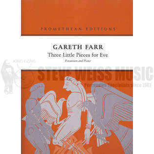 farr-three little pieces for eve (sp)-p/pn