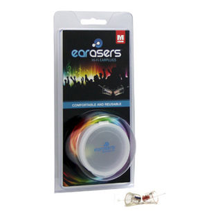 earasers musicians earplugs