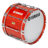 yamaha custom marching bass drum