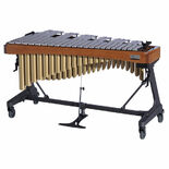 adams 3.0 octave alpha series vibraphone with gold bars