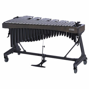adams 3.0 octave alpha series vibraphone with silver bars