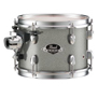 "pearl exx export fusion drum set with 22"" bass - grindstone sparkle"