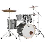 Pearl Export EXX Fusion 5 Piece Drum Set with Hardware - 22″ Bass Drum Alternate Picture