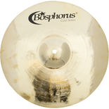 "bosphorus 13"" gold series vintage quick crash cymbal"